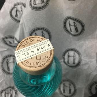 Harris Gin Bottle