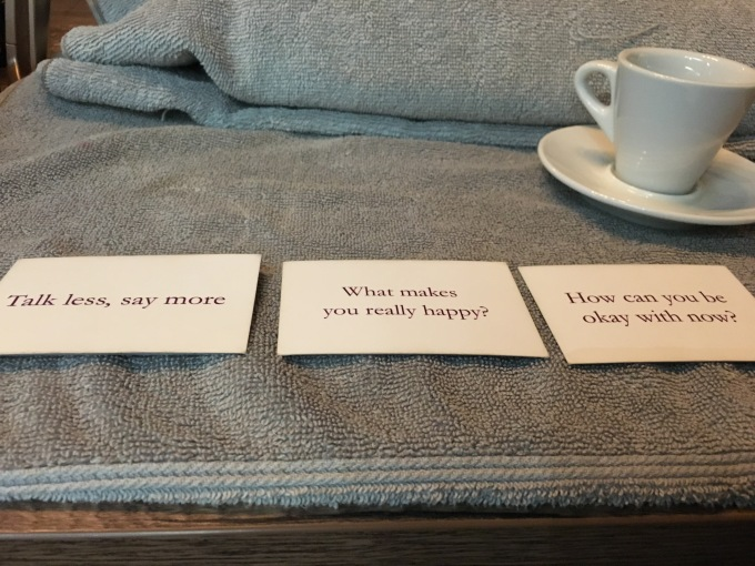 Life Affirmations from The Gin Spa
