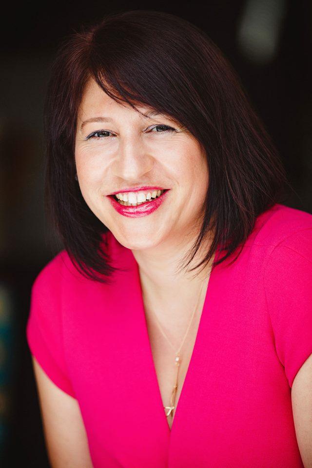 Sabine Matharu - Author