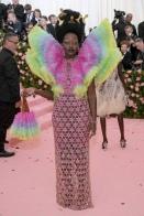 Lupita Nyong'o in Versace - Met Ball 2019