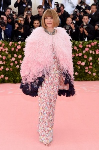 Anna Wintour in Chanel - Met Ball 2019